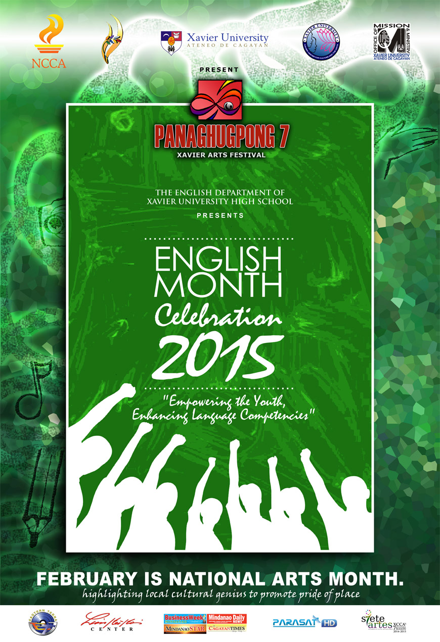 Top 20 Law Schools >> Xavier University - XU High School's English Month ...