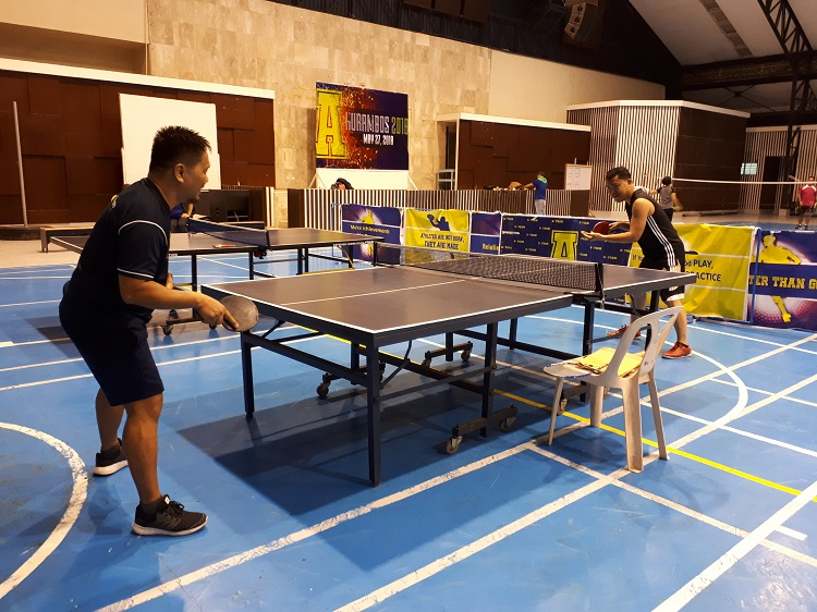 Wellness Pictures Table Tennis