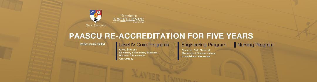 Xavier University - Description of Courses