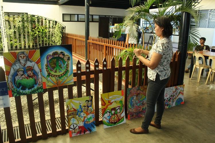 Xavier University - XU names 'Mindanao Week of Peace' poster