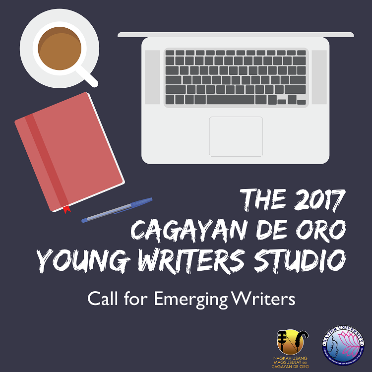 Xavier University - Call for Emerging Writers from Northern Mindanao