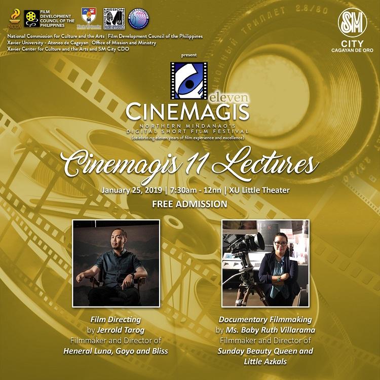 Xavier University - Renowned filmmakers, artists among ...