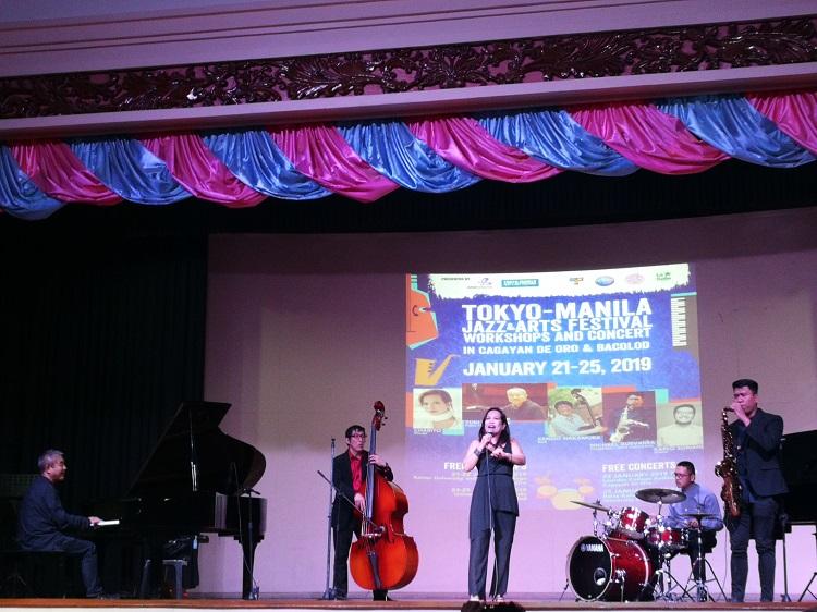 Xavier University - Tokyo-Manila Jazz and Arts Festival