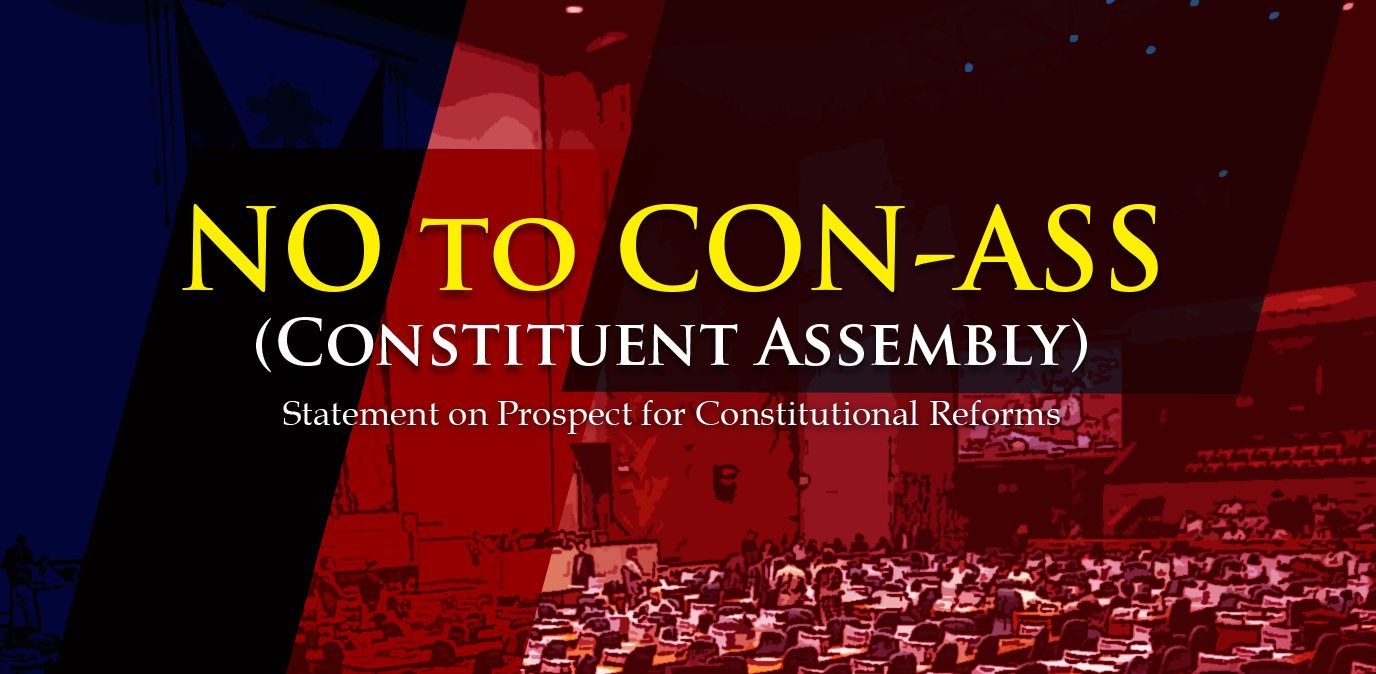 Xavier University - NO TO CON-ASS | Statement on Prospect for